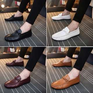[PO]Man's Casual Outing Shoe