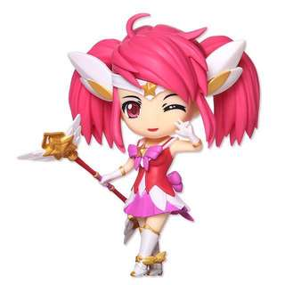 Valentine Lux - League Of Legends