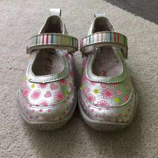 Authentic Naturino toddler shoes