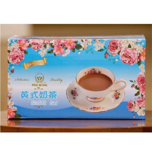品皇二合一英式奶茶25g