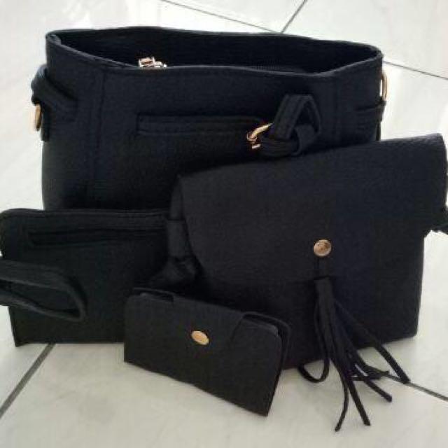 4 in 1 Bags! #Deepavali50