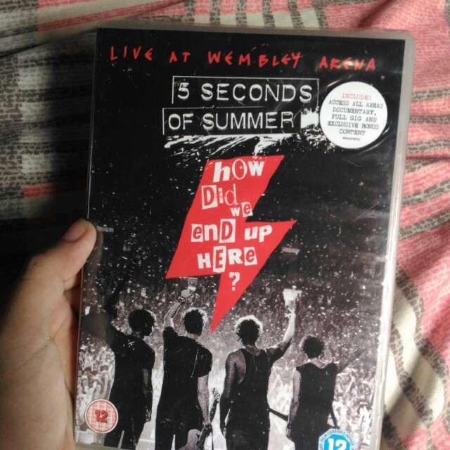 5 Seconds of Summer How Did We End Up Here