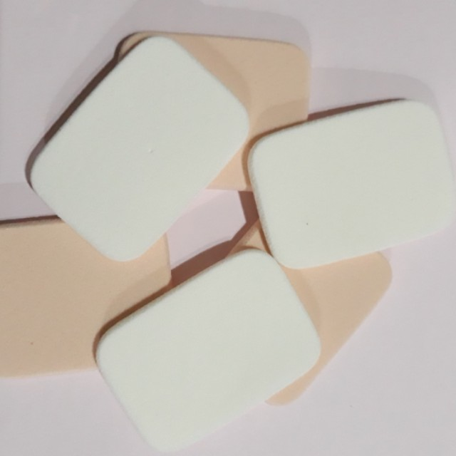 6 pcs Rectangular Sponges