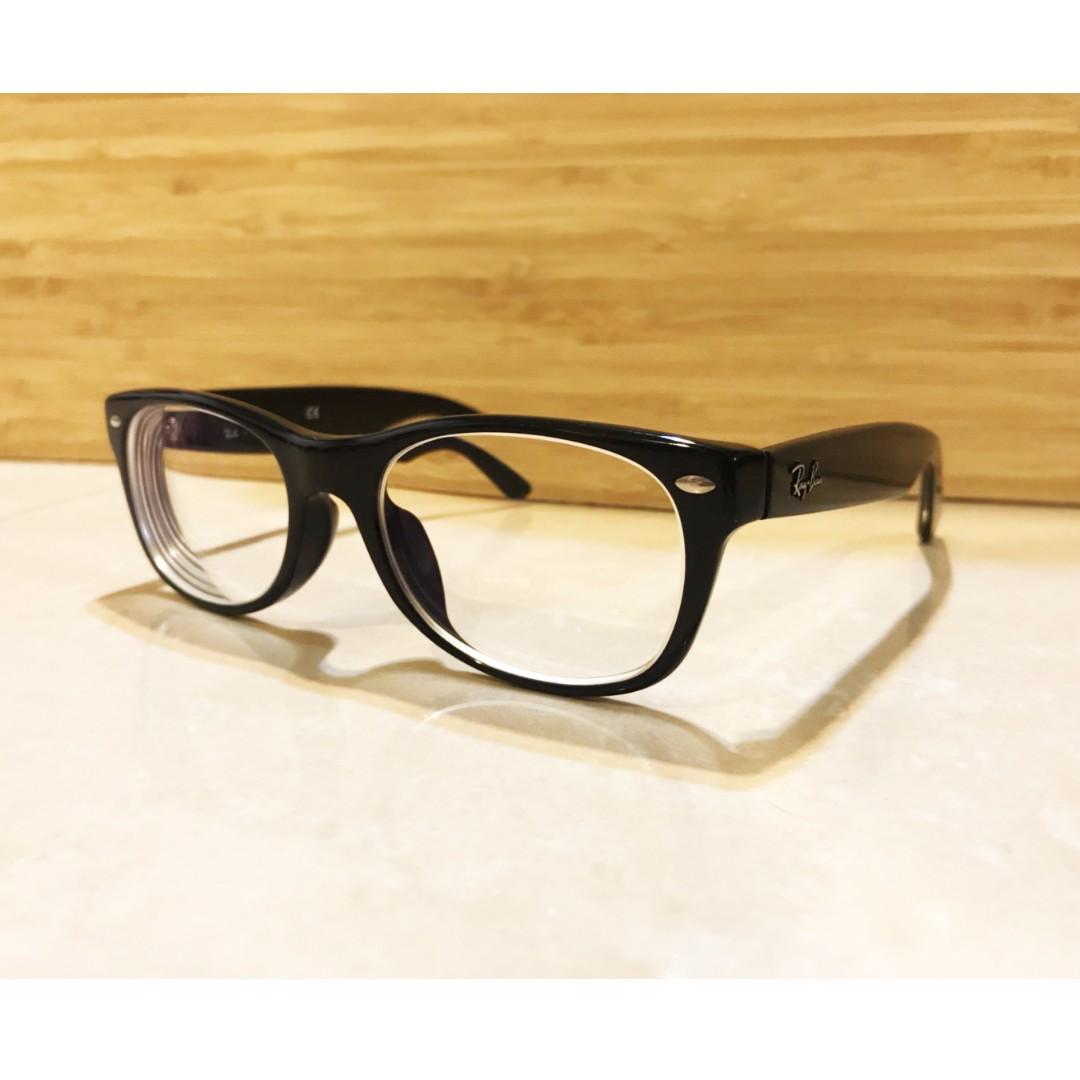 【正品9.5成新】雷朋眼鏡RayBan RB 5184F-2000