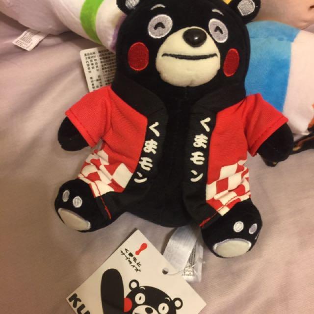 巴斯 熊本熊 美樂蒂 娃娃