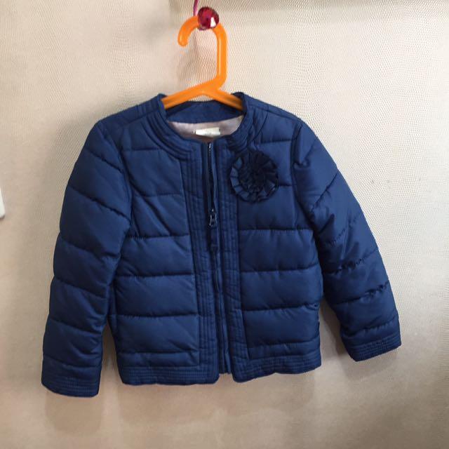 美國童裝鋪棉外套