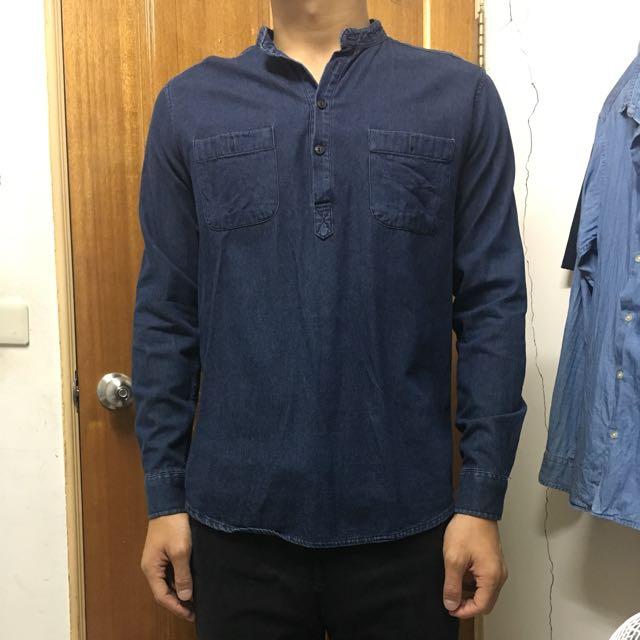 韓風 襯衫