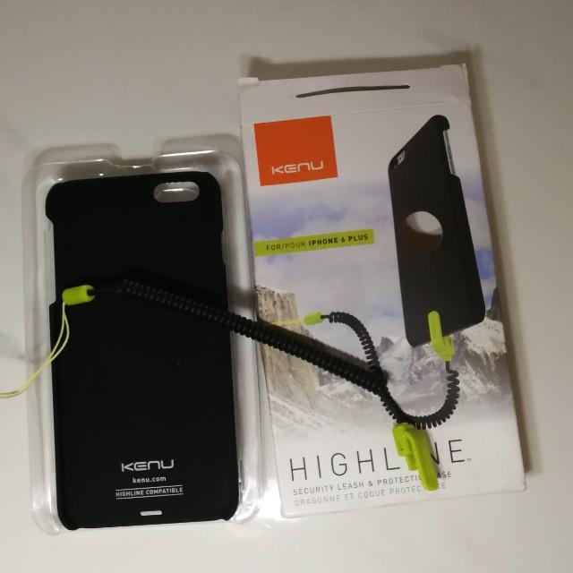 new product aeae7 3e70b 💖💖 iPhone 6+ Case & Security Leash