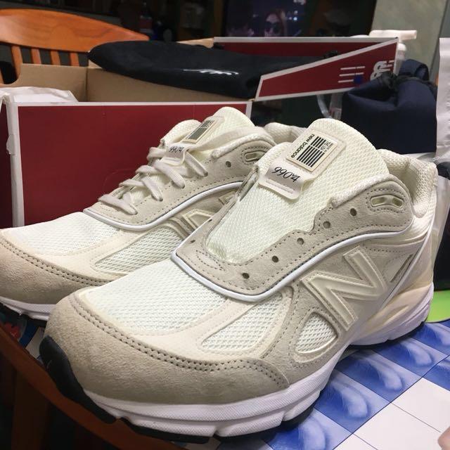 separation shoes adf63 dae32 全新 New Balance x Stussy . 990 v4