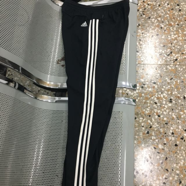 Adidas 窄管褲