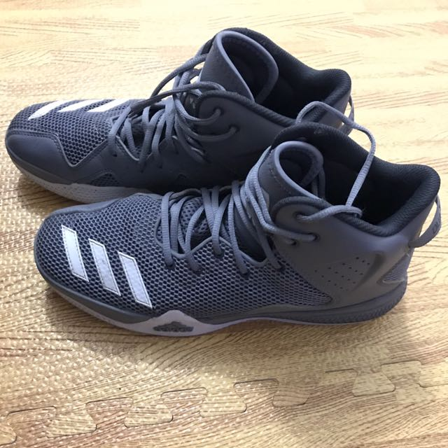 Adidas Dual Threat Mid Basketball Shoes 58cff2d2e