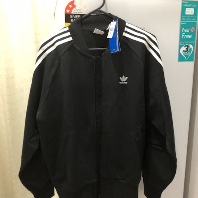 Adidas jacket women size 10 brand new with tag
