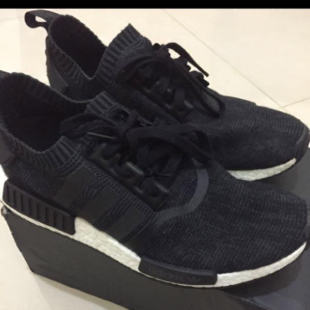 Adidas nmd winter wool flyknit