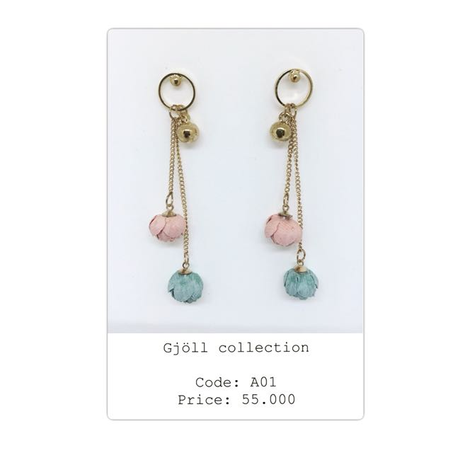 Anting import -A01