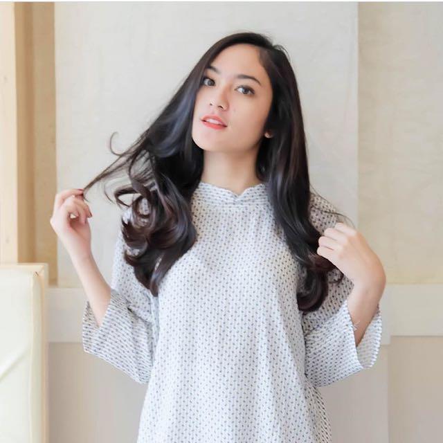 ATKEY kana blouse