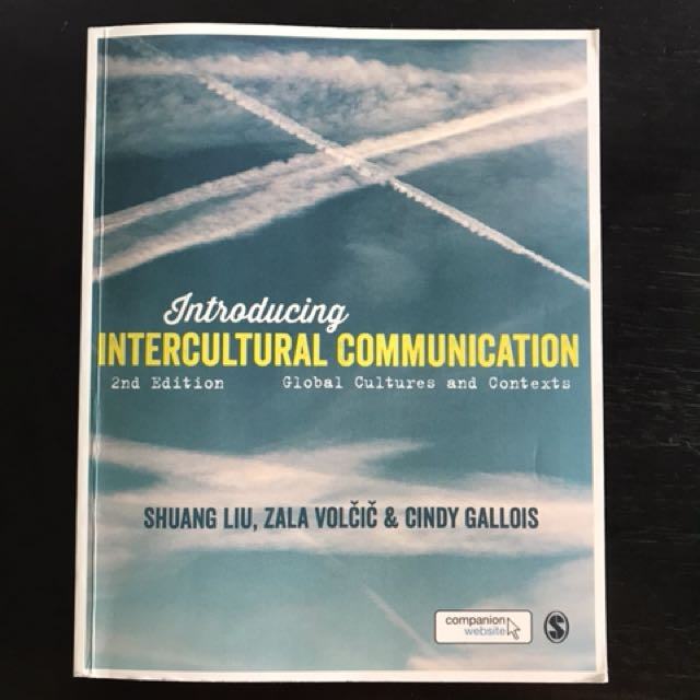 ATS2250 Introducing Intercultural Communication