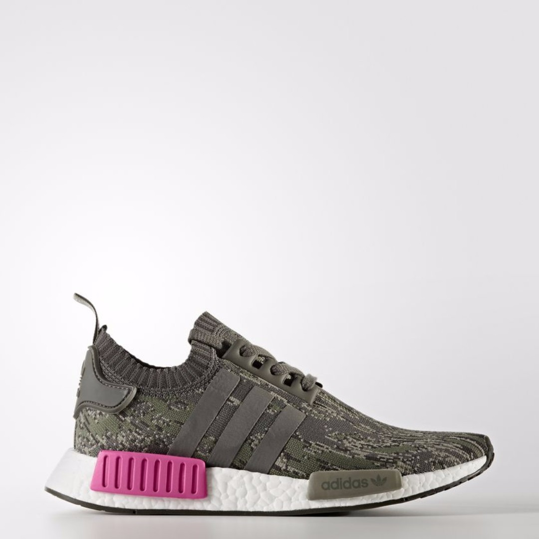 e1153d0f7 Authentic Adidas NMD R1 Primeknit