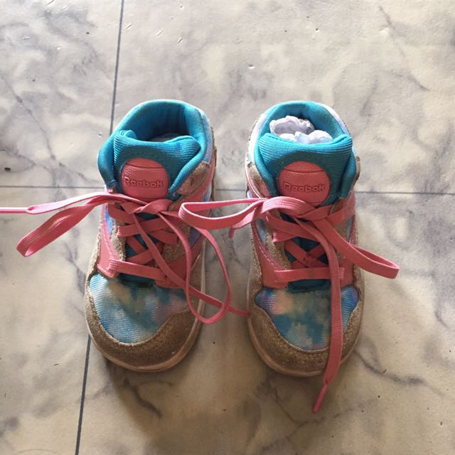Authentic Disney Reebok shoes