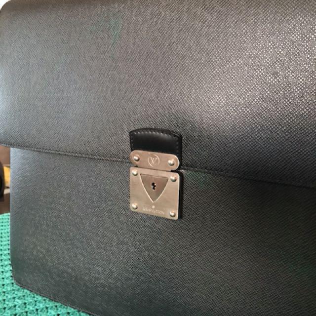 Authentic Louis Vuitton Briefcase