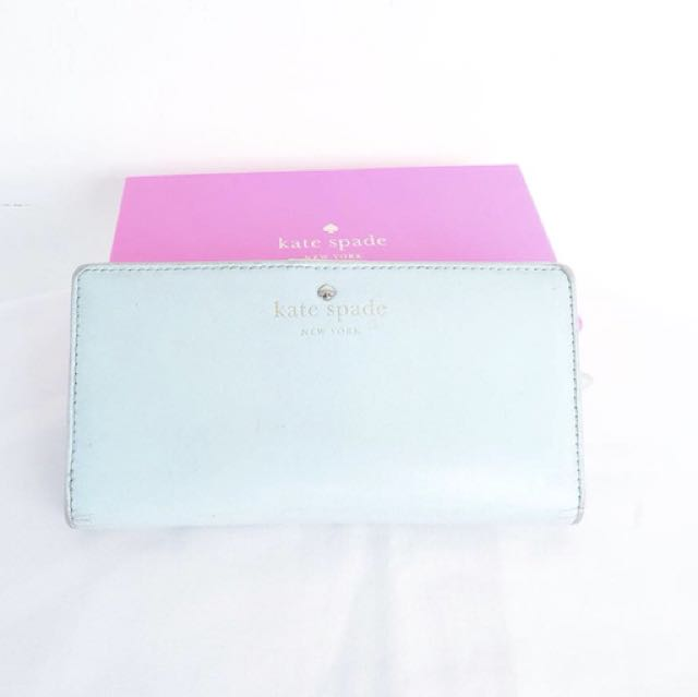 Authentic preloved katespade wallet