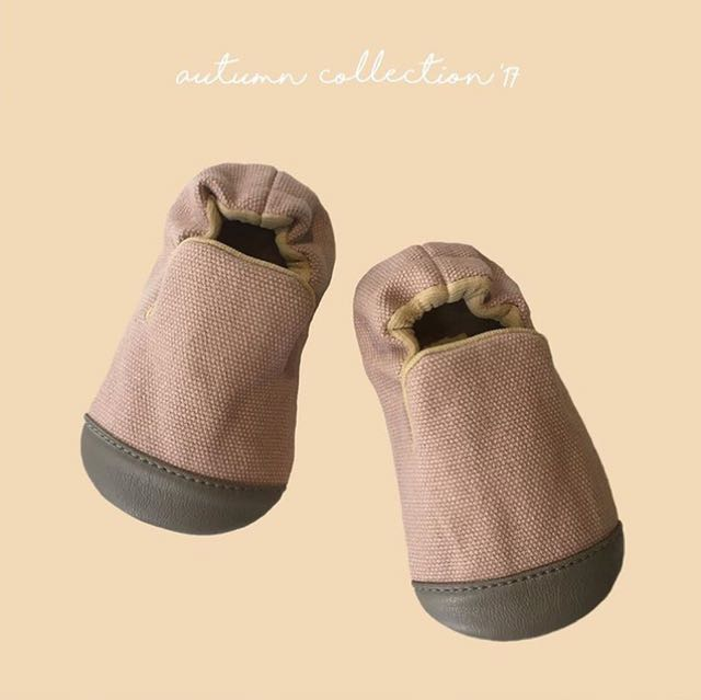 AVERY - handmade baby shoes