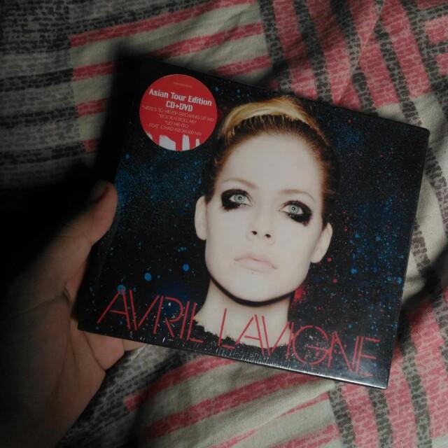 Avril Lavigne Album Asian Tour Edition