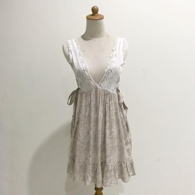 Baby doll petite dress