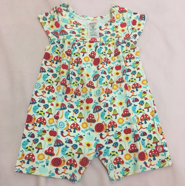 Baby Romper up to 6mo