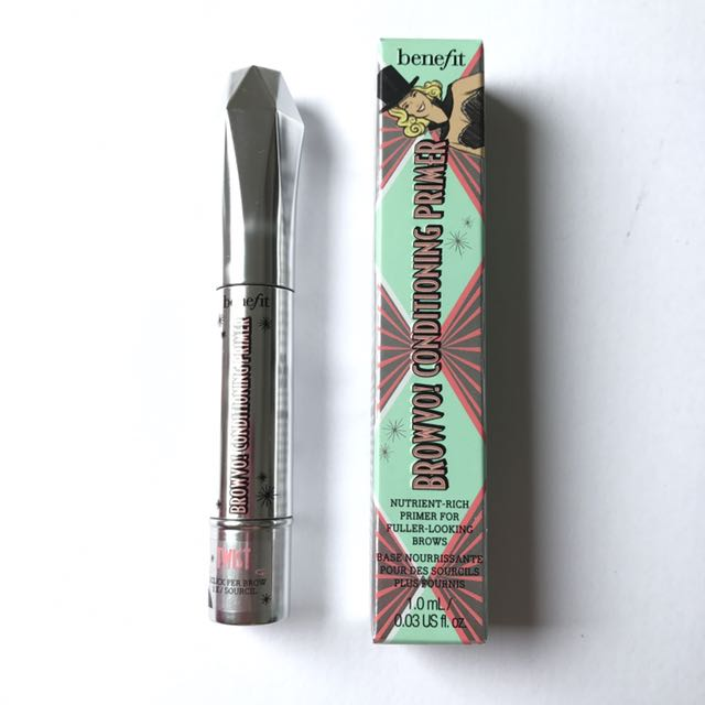 Benefit Browvo! conditioning primer travel size 1.3ml
