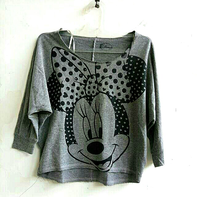 Blouse minnie mouse