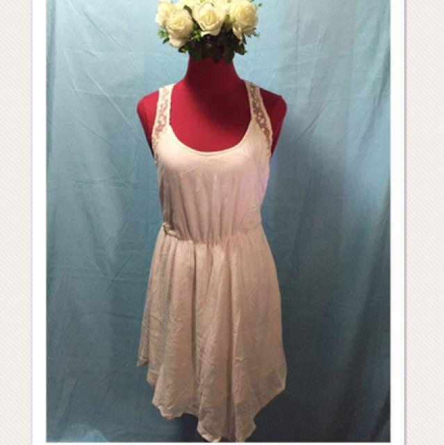 Blush Cute Dress