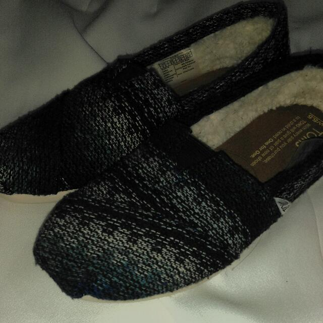 BN TOMS NEVER USED