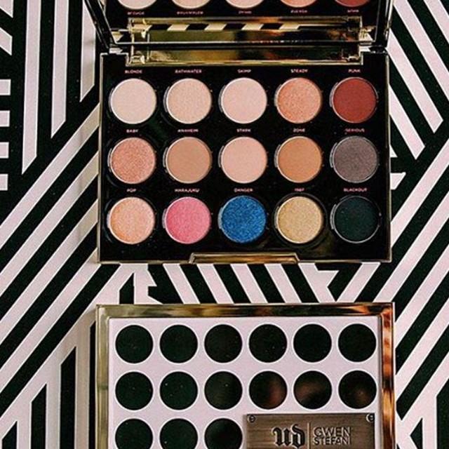 BN Urban Decay Gwen Stefani Eyeshadow