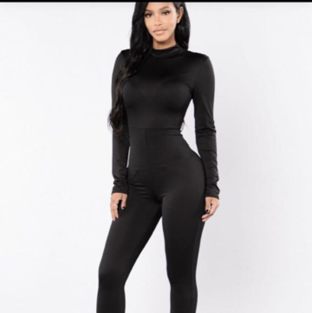 BNWT Fashion Nova Jumpsuit S/M
