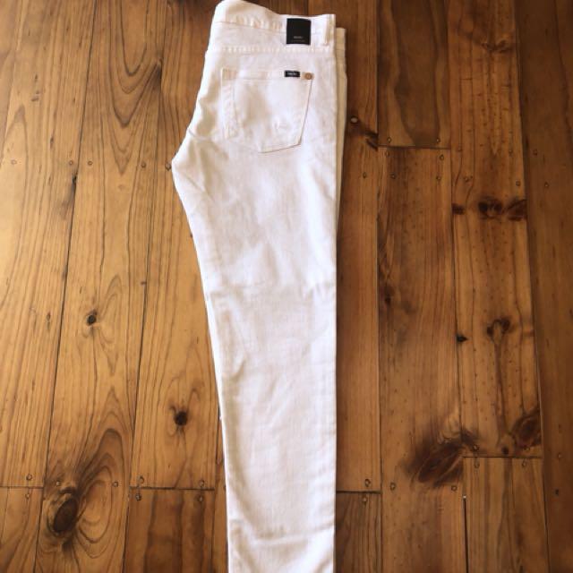 BNWT MOSSIMO white skinny jeans