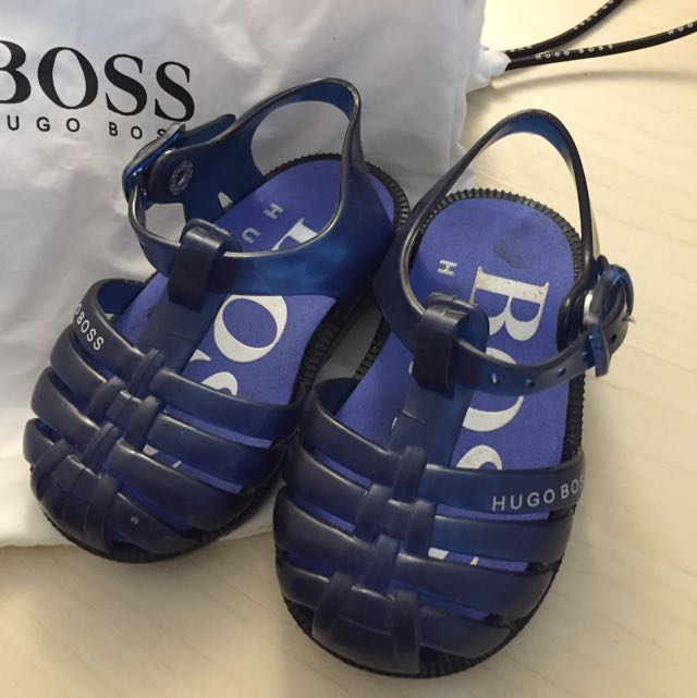 BOSS - Toddler jelly shoes