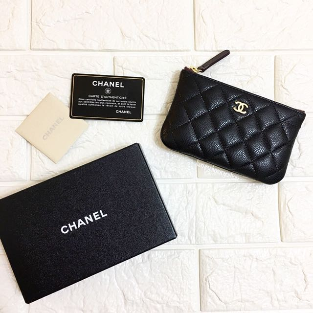 1c3efed97971 BRAND NEW CHANEL Coins Bag, Luxury, Bags & Wallets on Carousell