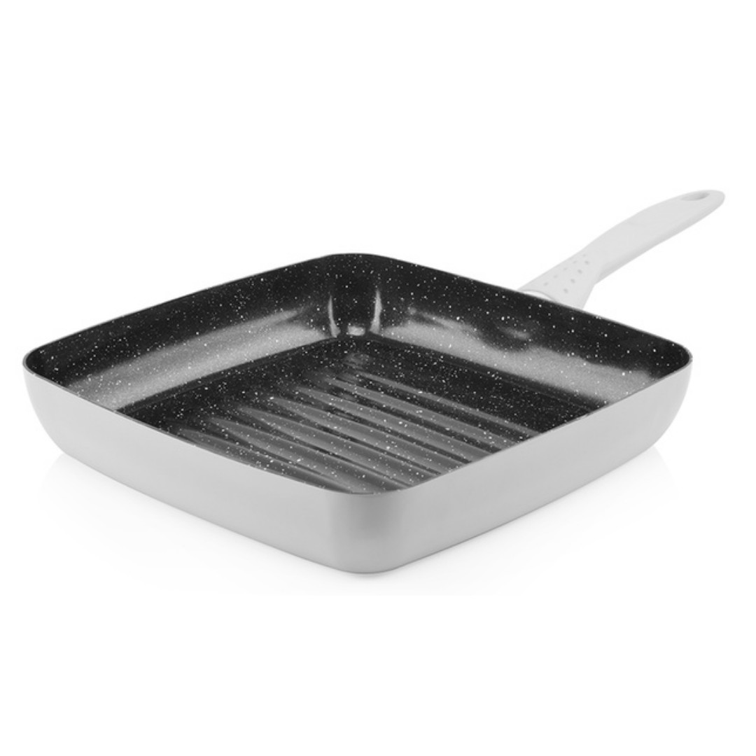 **BRAND NEW** GREY STONE CHEF GRILL PAN ($15 POSTAGE)