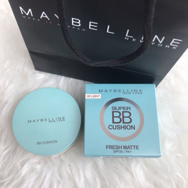 Brand New Maybelline Super BB Cushion