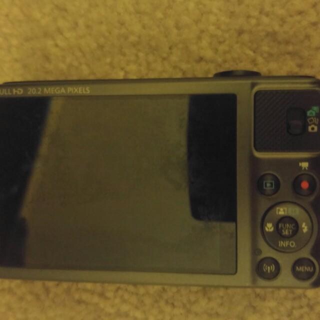 Canon HD Camera w WIFI