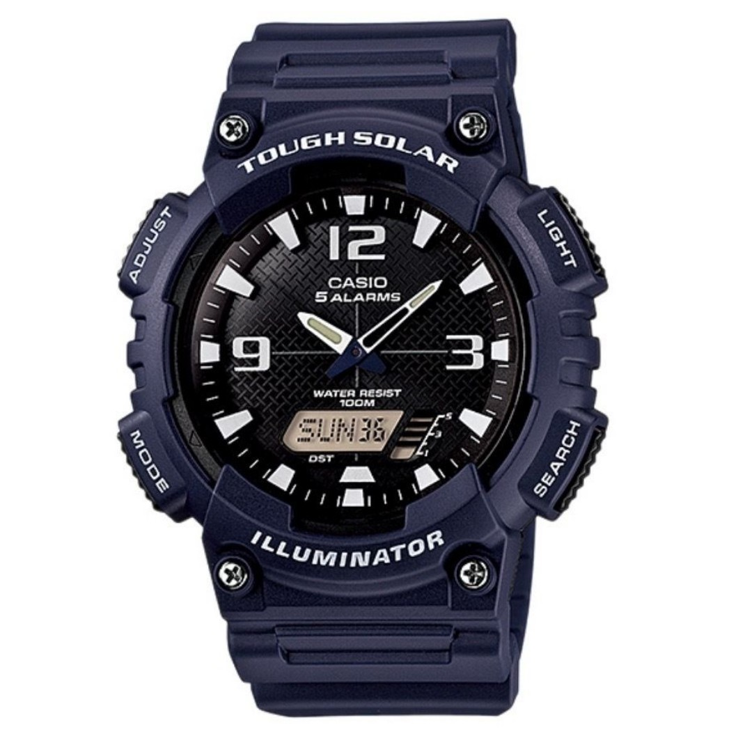 gents sports blue digital new warranty edifice p ef date tough authentic watches fashion dial w on men day brand casio solar watch carousell s