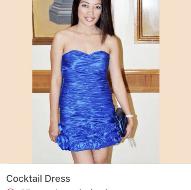 Cocktail dress - small
