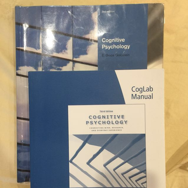 Cognitive psychology e bruce goldstein books stationery photo photo photo fandeluxe Choice Image