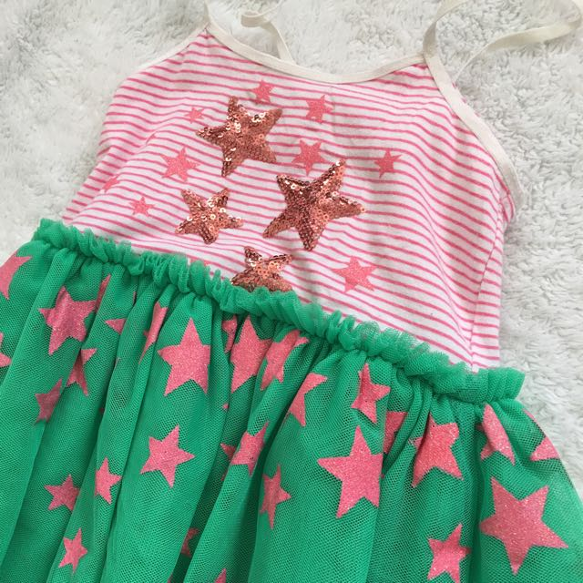 Cotton On Kids tutu Star Dress