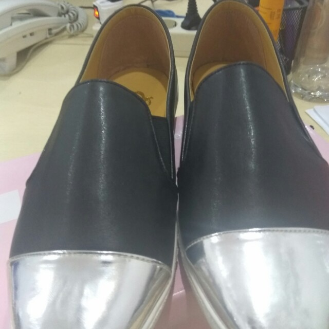 CUCI GUDANG EDBERTH SHOES MODESTY BLACK