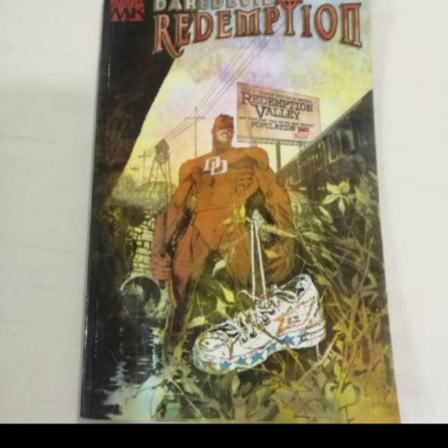 Daredevil Redemption TPB