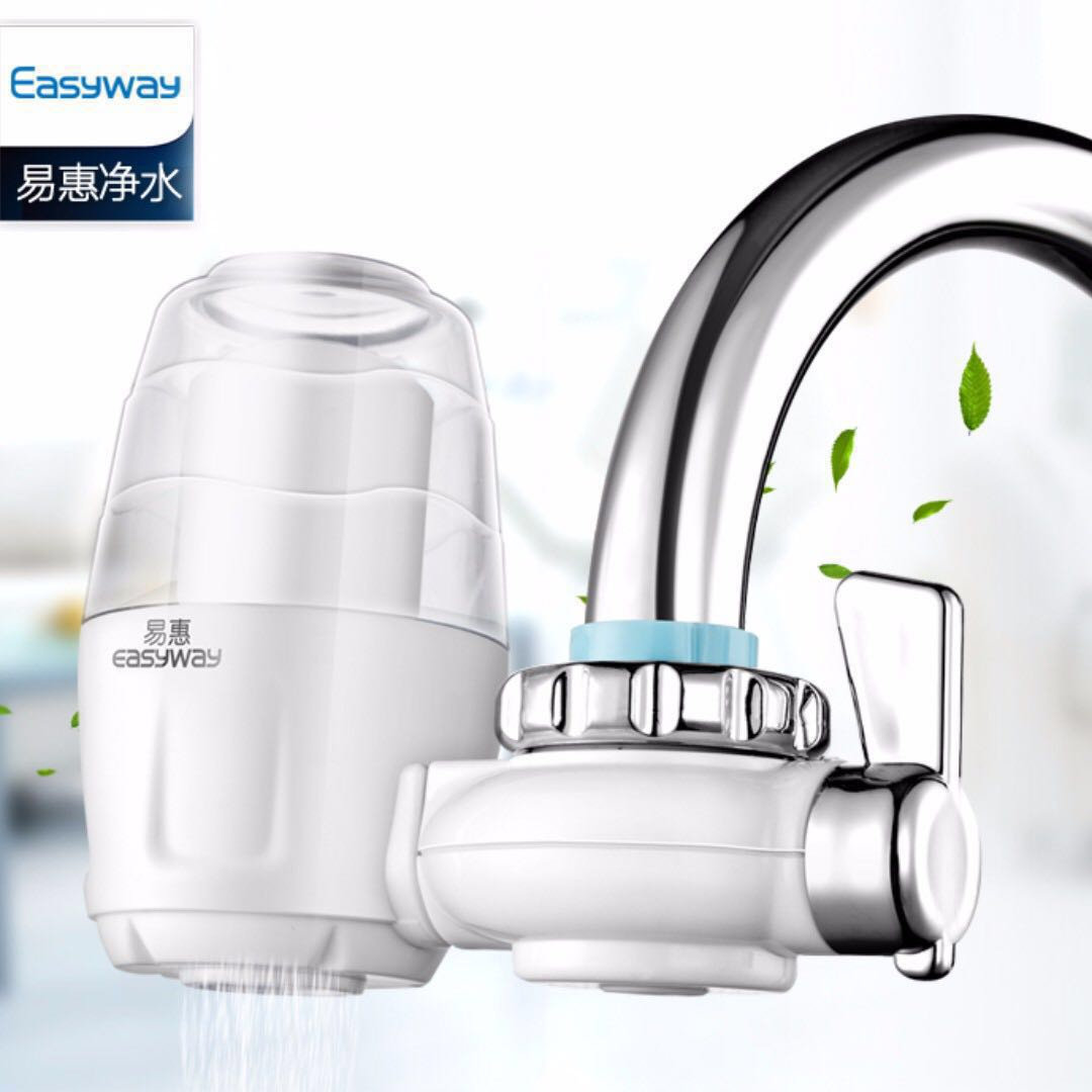 Easyway Water Purifier Tap Water Filter with Ceramic Filters #not ikea