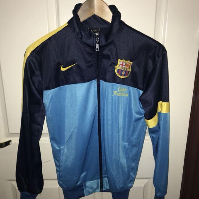 FC Barcelona Attire - Jacket & pants