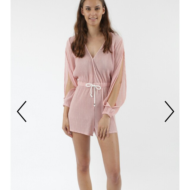 FEDERATION playsuit