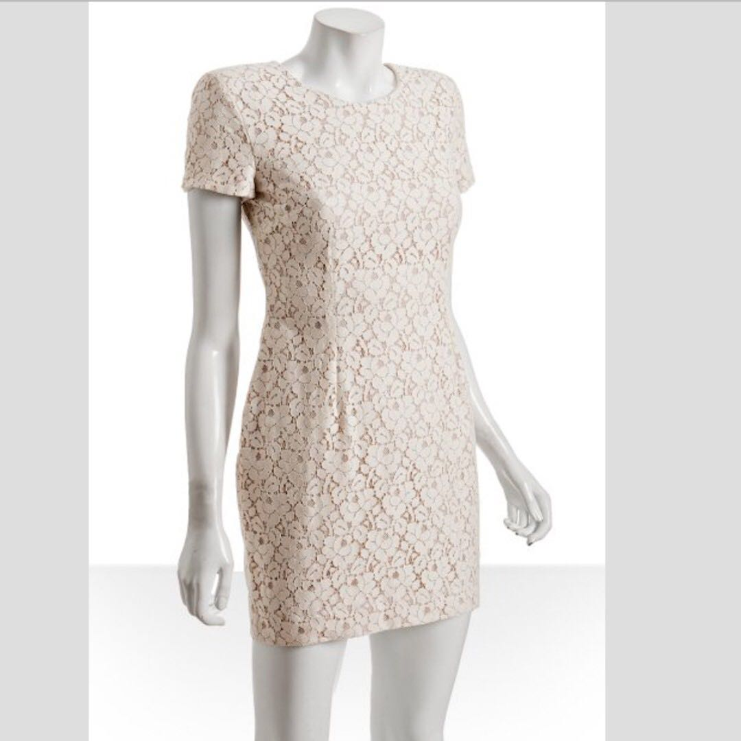 French Connection Libby Lace Dress